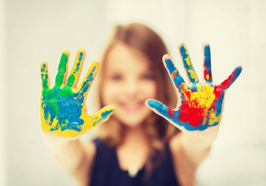 Deca, boje, prava deteta