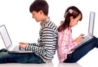 Deca i internet