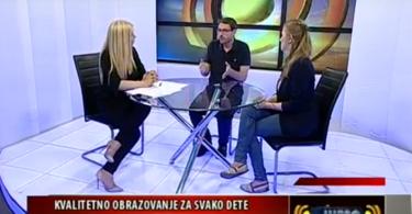 Printscreen YT 6, Saša i Milica CIM
