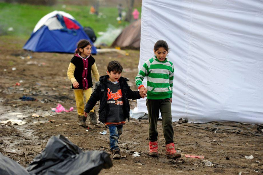 deca migranti, izbeglice