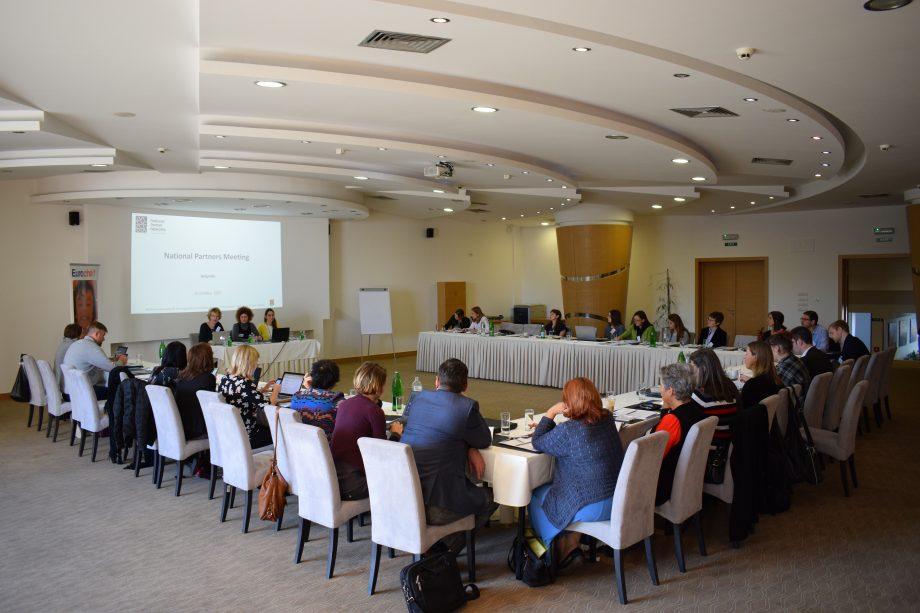 Eurochild NPN meeting