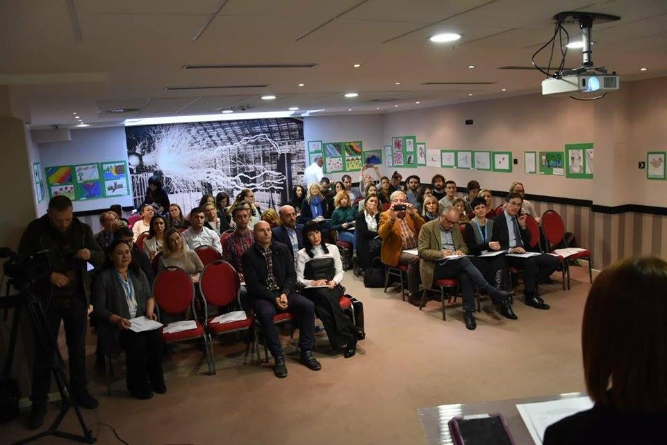 SOS Dečija Sela, konferencija, zaštita dece
