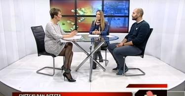 Danka Đukić i Prijatelji dece Srbije, Božidar Dimić, KCN TV