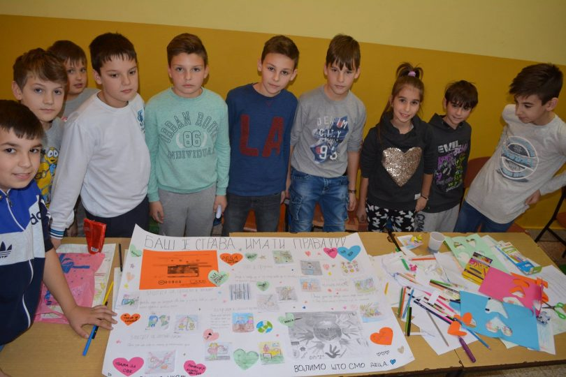 Međunarodni dan ljudskih prava, Okular Ćićevac