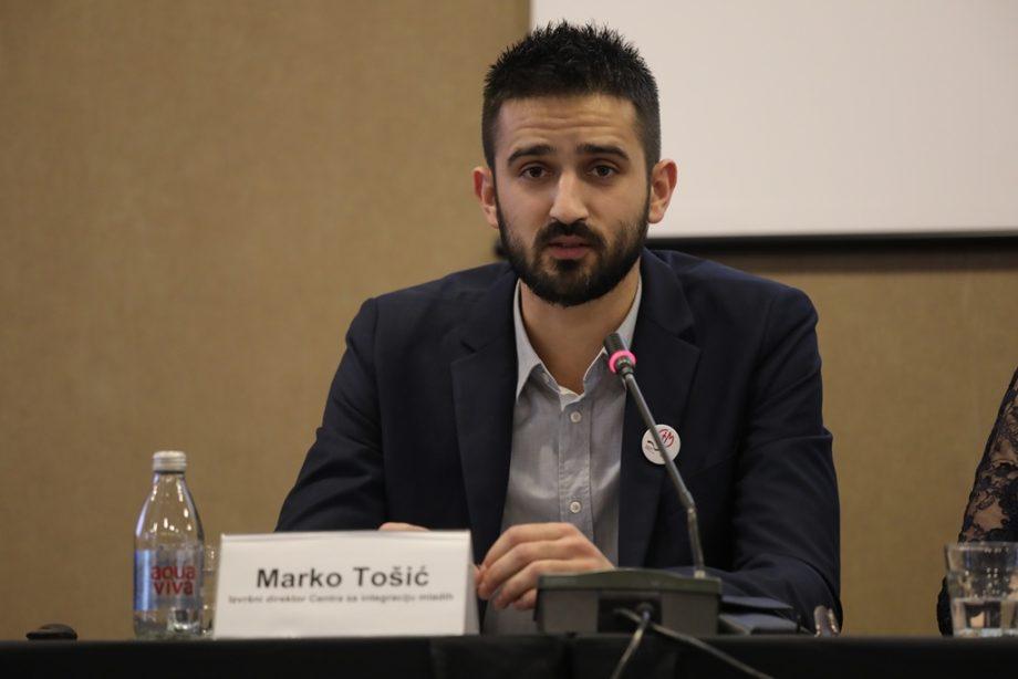 Marko Tošić Konferencija CIM