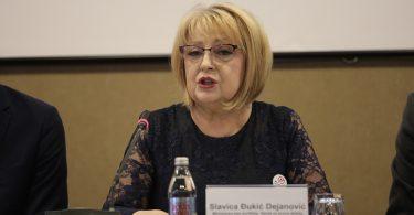 Slavica Djukic Dejanovic Konferencija CIM