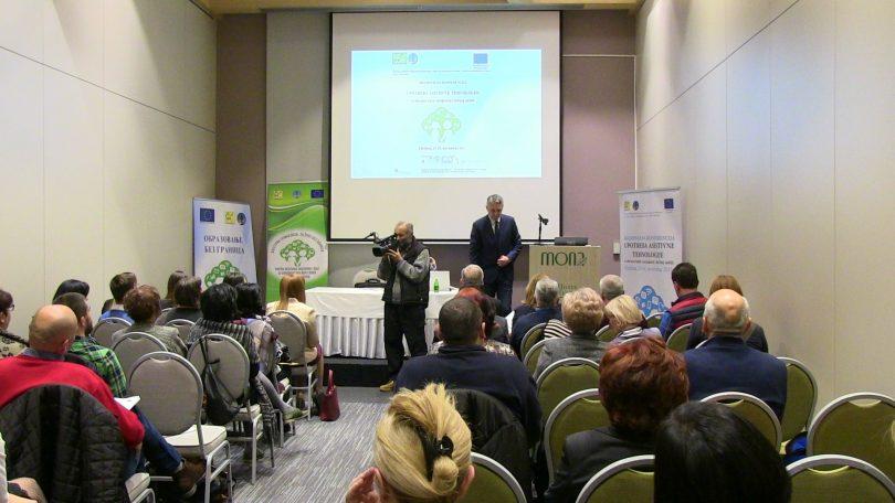 Konferencija, Saša, Zlatiborski krug