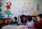 Children in kindergarten - Korca (2)