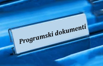 programski dokument